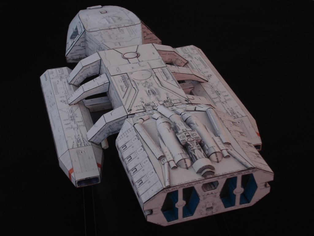 Sirius Replicas Large Scale Models Battlestar Galactica